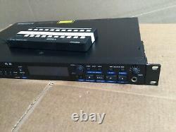 Tascam Cd-500b Rack Mount Lecteur CD Professionnel Avec Rc-20 À Distance Livraison Gratuite
