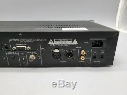 Tascam Cd-rw2000 Réinscriptible Professionnel De Montage En Rack Enregistreur De CD