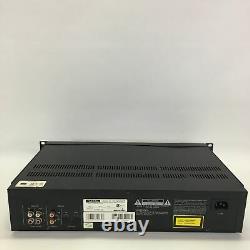 Tascam Cd-rw900sl Lecteur / Enregistreur Professionnel De Montage En Rack CD