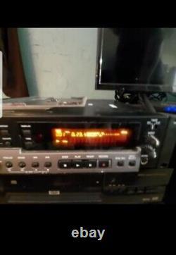 Tascam Cd-rw900sl Rack Mount Professional Rewritable Recorder Disque Compact