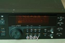 Tascam Md-801r Professional Studio Minidisc MD Enregistreur Rackmount