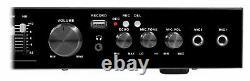 Technical Pro Studiopro1 Dj Mp3/usb/sd/aux Mixing Recording Deck Avec Bluetooth
