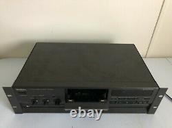 Technics Rs-bx501 Cassette Tape Deck Audiophile Hx Pro Dolby Rack Mount Haut De Gamme