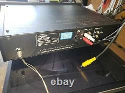 Technics St-9030 Fm Stéréo Tuner Vintage Rack Mount Professional Flat Series
