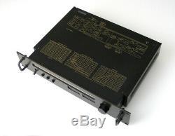 Technics St-9030 Stéréo Fm Tuner Vintage Montage En Rack Série Professional Flat