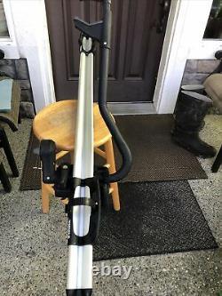 Thule 591 Pro Ride Roof Mount Cycle Rack De Porte-vélos Serrures D'une Clé