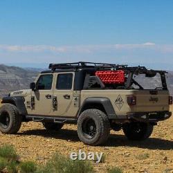 Tuwa Pro Hauteur Réglable Rack De Lit Barres De Lumière Chase Bar Convient À Plusieurs Camions