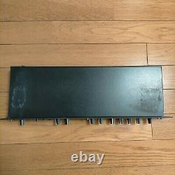 Utilisé Dbx Project 1 MIC Preamp Processor 286a Rackmount Professional Audio Effect