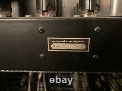 Very Rare Pro Rack Mount Marantz 10b Tuner Serial #10-3406 Excellent État