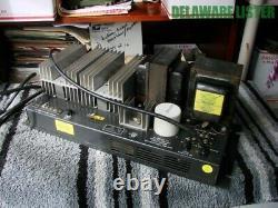 Vintage Dukane Corp. Modèle 1a803 Pa 180w Amplificateur Rack Mount Music Pro