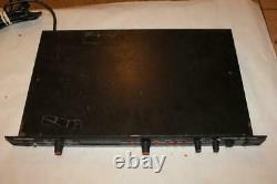 Vintage Rocktron Gap Pro Rackmount Guitar Preamp ^