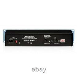 Warm Audio Eqp-wa Professional Rackmount Classic Style Tube Equalizer Processor