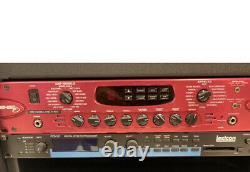 Xlnt & Tested Line 6 Pod Pro Processeur De Guitare Multi-effets Rack Mount Unite