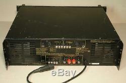 Yamaha P2500 Professional Amplificateur De Puissance Amp Rack Mount