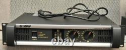 Yamaha Pc2001n Montage En Rack Amplificateur De Puissance Professionnel À Peine Utilisé Jamais Embroché