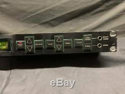 Yamaha Spx-90ii Rack Pro Montage Processeur D'effets Numériques