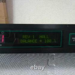 Yamaha Spx-90ii Rack Pro Processeur De Montage Effets Numériques # 59